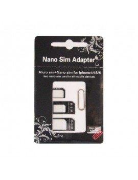 NOOSY / R-SIM 3 en 1 NanoSIM adaptador