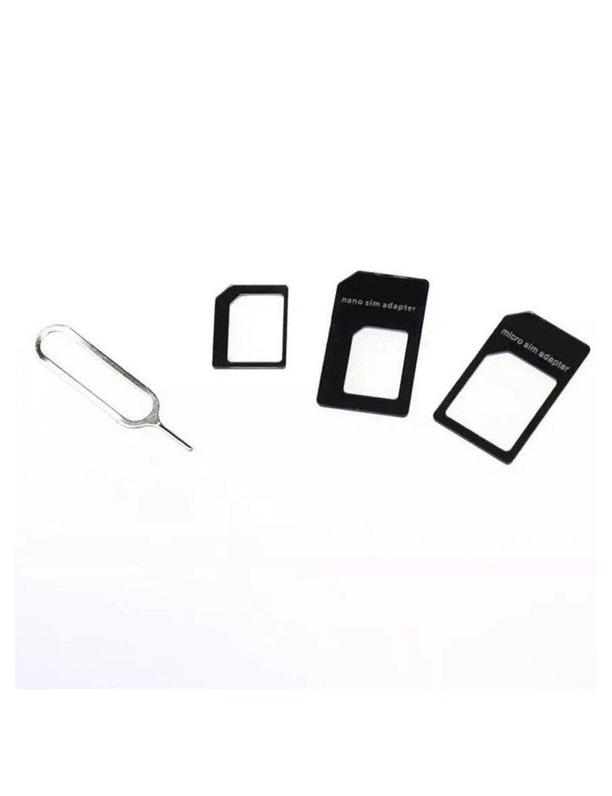 Noosy 3-in-1 SIM adapters