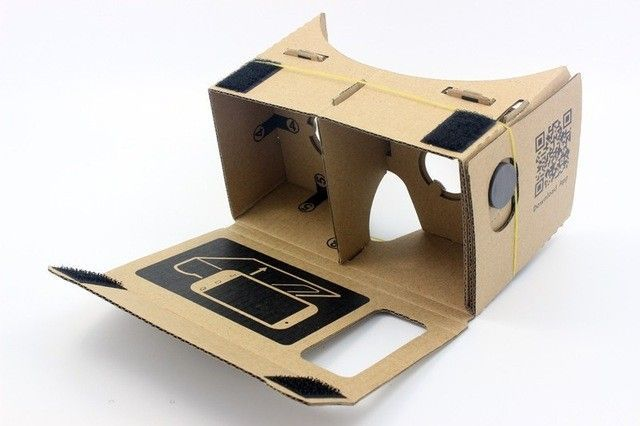 VR Glasses (3D) Google Cardboard