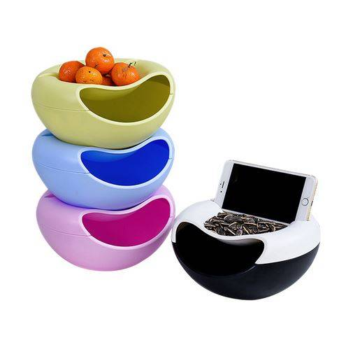 Bowl mobile stand