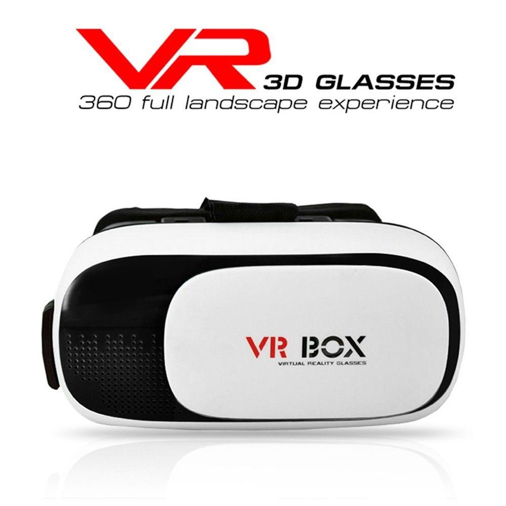 VR BOX 2 3D Glasses