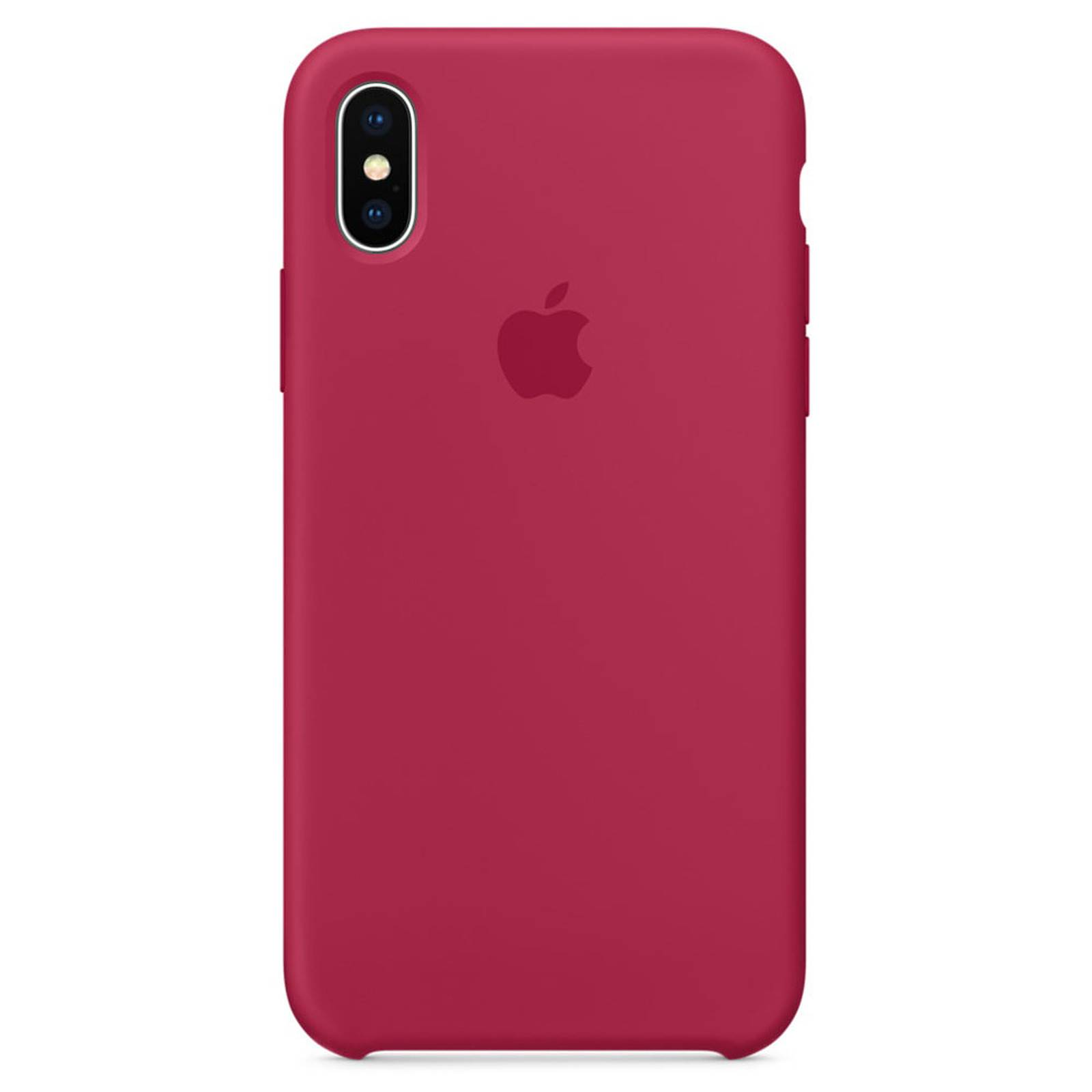 Silicone case Apple iPhone X