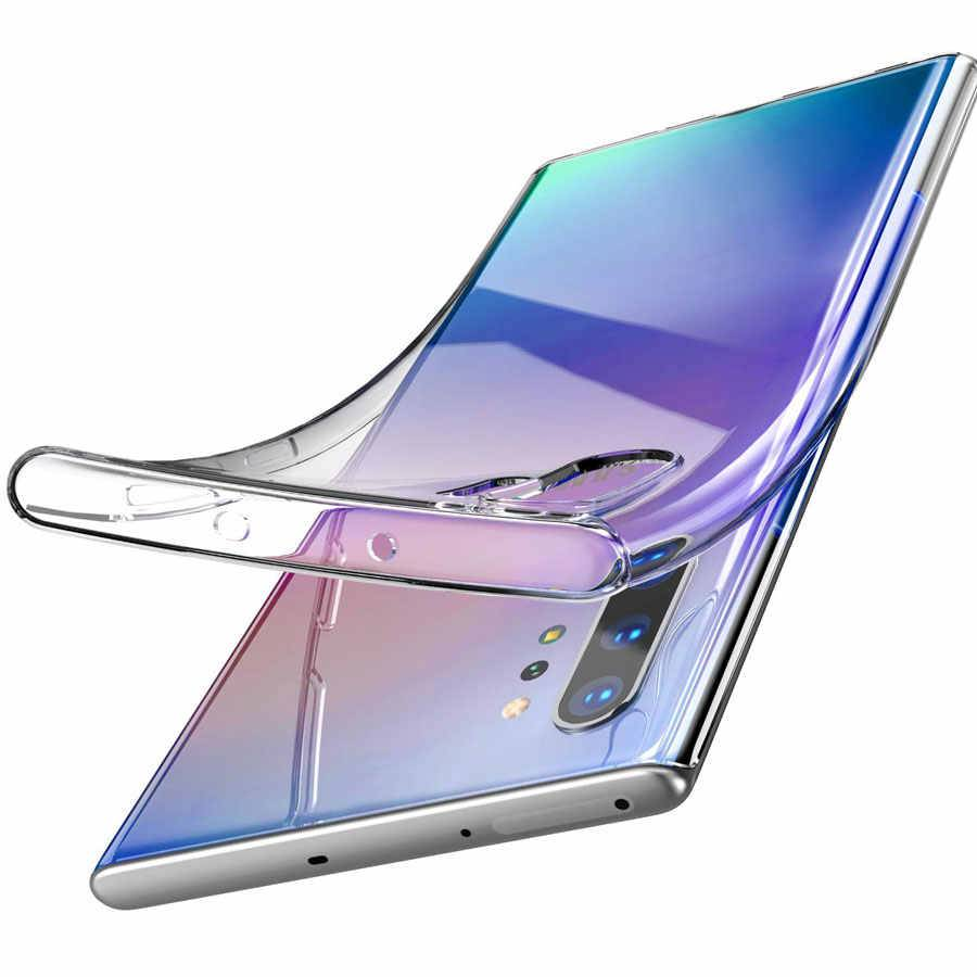 Carcasa TPU gel GALAXY Note 10/10+