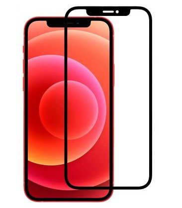 Cristal templado iPhone 12 Mini (completo)