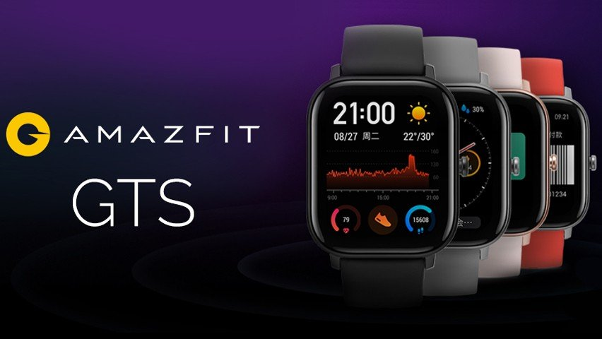 Buy Xiaomi Amazfit GTS at the best price width=